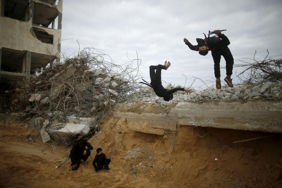 فريق النينجا الفلسطيني t.n.b bntpal.com_145425016