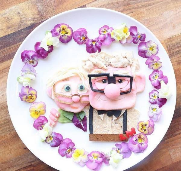 وجبات شهية شخصيات كرتونية bntpal.com_148521129