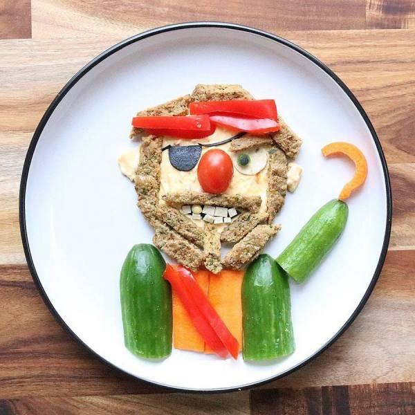 وجبات شهية شخصيات كرتونية bntpal.com_148521146