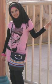 رموش الشام