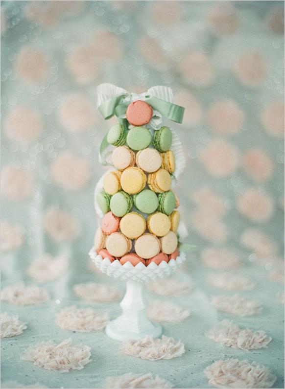 """طريقة حلوى """"ماكارونس"""" الحلوى الفرنسي bntpal_1424778639_47"""