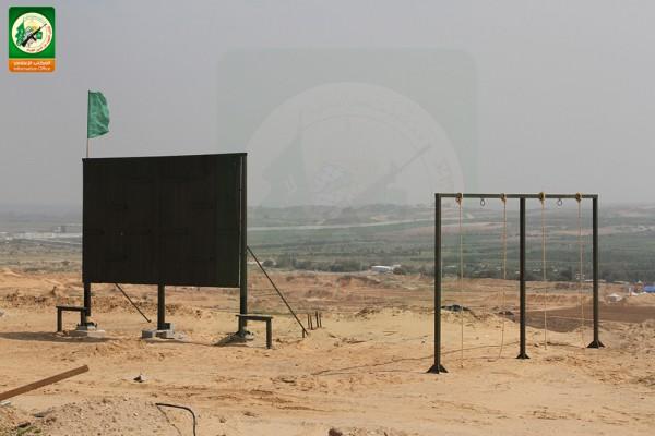 حماس-تنشر صوراً لتدريبات المستوطنات المحاذيه bntpal_1426338165_39