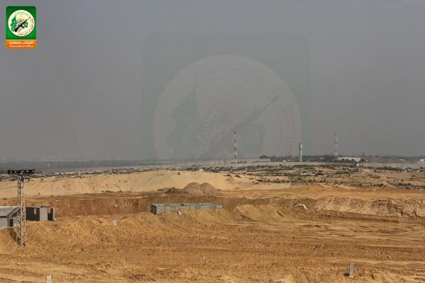 حماس-تنشر صوراً لتدريبات المستوطنات المحاذيه bntpal_1426338165_82