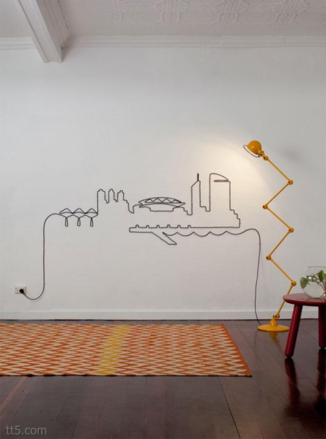 ديكورات جدران جريئة جميلة bntpal_1436111685_56