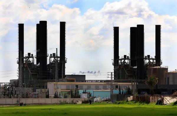 """تحويل محطة كهرباء للعمل """"بالغاز bntpal_1436913244_53"""