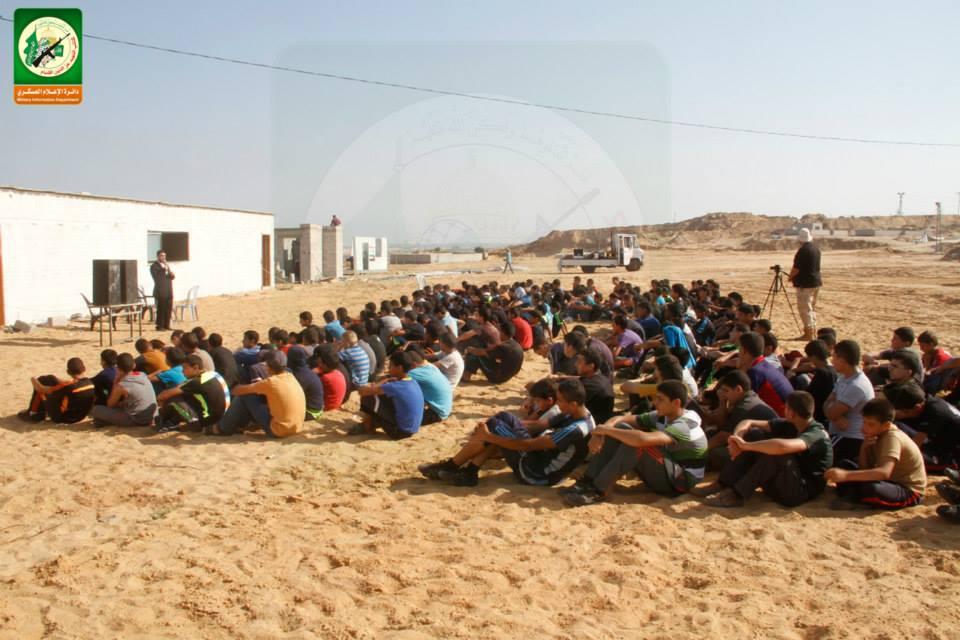 القسام تبدأ بالتدريب العسكري مواطن bntpal_1437815110_80