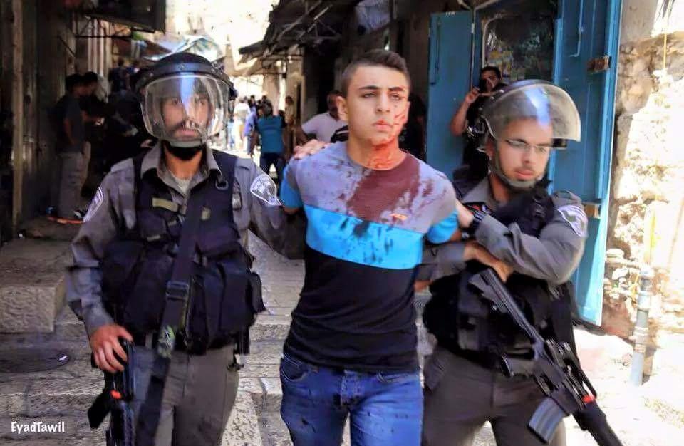"""الاقصى احداث القدس اليوم """" bntpal_1437921840_24"""