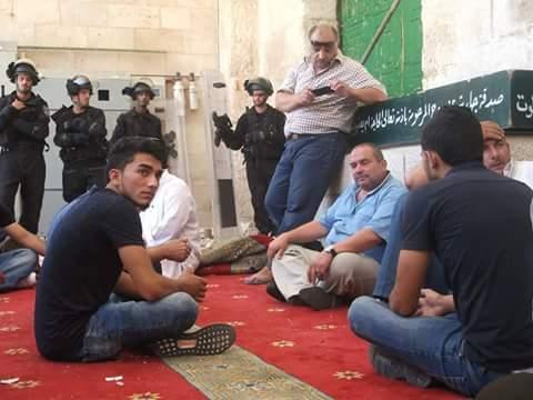 """الاقصى احداث القدس اليوم """" bntpal_1437921846_54"""