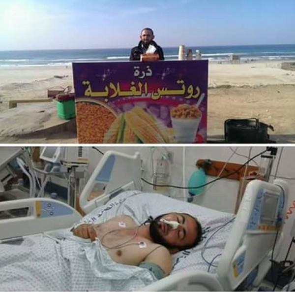 """غزة: محاولة انتحار صاحب """"بسطة bntpal_1440328333_74"""