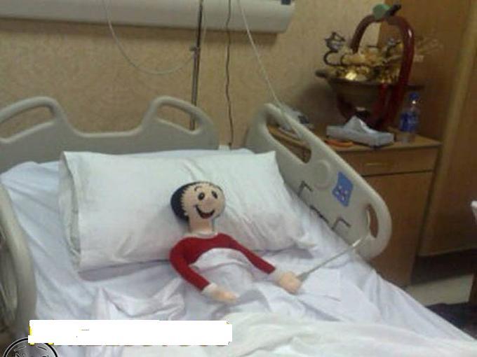 عليكم ماتجوا تزورو صديقتكم بالمستشفى bntpal_1441225258_86