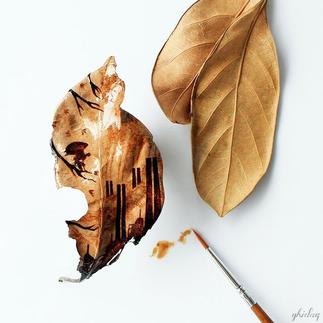 فنان يحول قهوة الصباح لوحات bntpal_1444420296_60