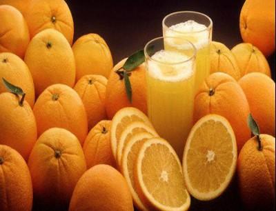 البرتقال الشتاء