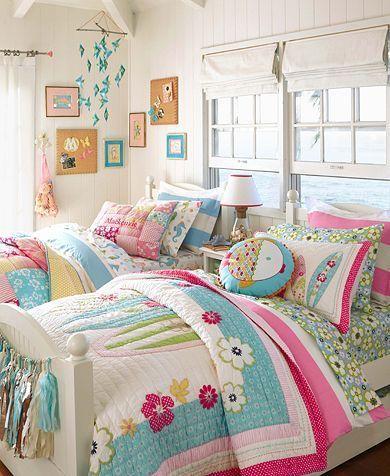 أجمل المفارش وغرف النوم للبنوتات bntpal_1448118659_41