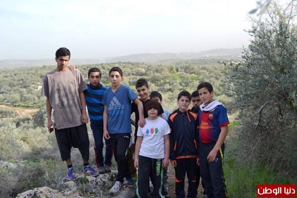 """باركور """"غزة"""" يدعم باركور """"طولكرم"""" bntpal_1453552694_45"""