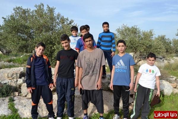 """باركور """"غزة"""" يدعم باركور """"طولكرم"""" bntpal_1453552694_78"""