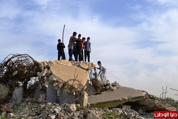 """باركور """"غزة"""" يدعم باركور """"طولكرم"""" bntpal_1453552694_79"""