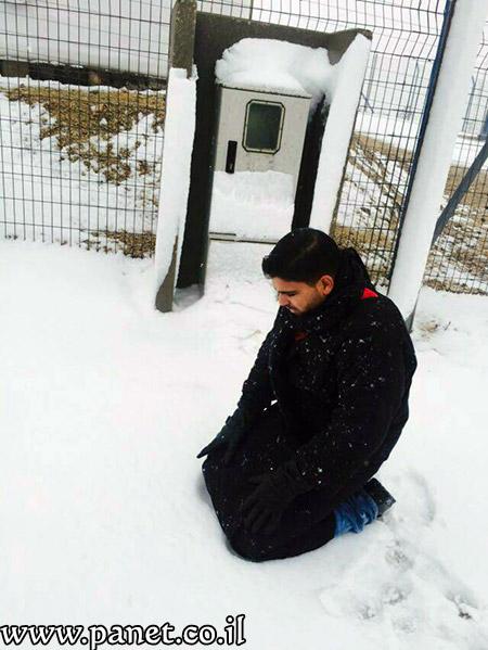 الثلوج تزيّن جبال عراد النقب bntpal_1453840681_35