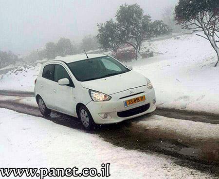 الثلوج تزيّن جبال عراد النقب bntpal_1453840683_86