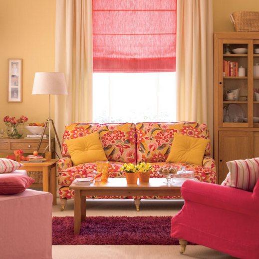 تشكيلة ديكورات رائعة بألوان ربيعية انيقة ومشرقة